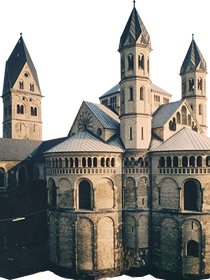 zum Beispiel: Kölns Romanische Kirchen